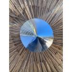 Ομπρέλα ψάθινη παραλίας ενισχυμένη με κολάρο επαγγελματική