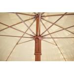 Ομπρέλα παραλίας μεταλλική επαγγελματική - Διαμ. 2m