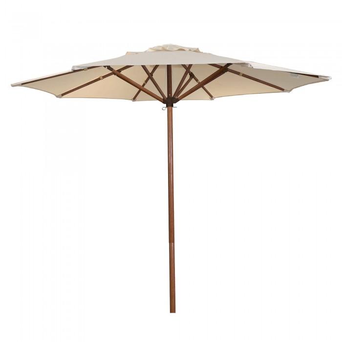 Ομπρέλα κήπου - παραλίας μεταλλική επαγγελματική