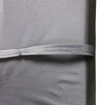 Στρώμα ξαπλώστρας 10cm γκρι