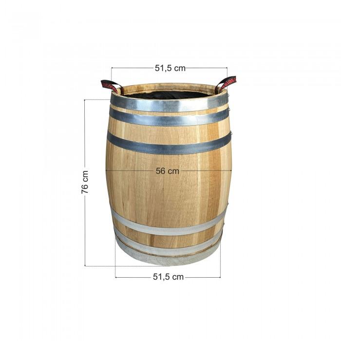 Γλάστρα - Βαρέλι 51.5x76cm