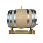 Βαρέλι κρασιού ξύλινο - καστανιάς - 50lt