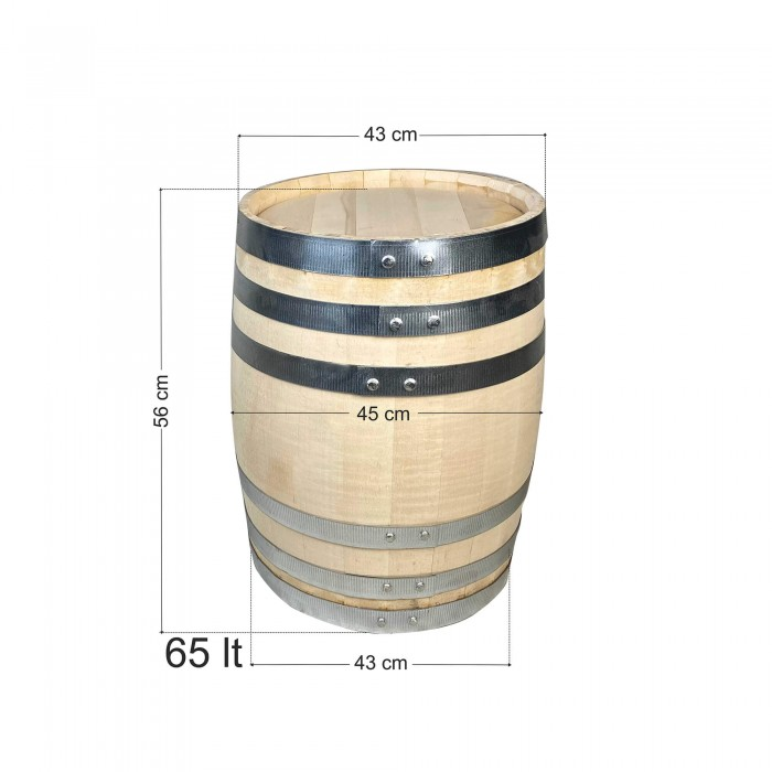 Βαρέλι τυριού - 65Kg