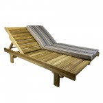 Ξαπλώστρα κρεβάτι παραλίας επαγγελματική - TESIAS