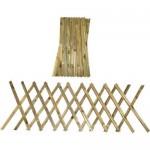 Φράχτης κήπου πτυσσόμενος - 260x100cm