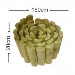 Roll bar με μισόξυλο - 150x20cm