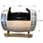 Ζαρντινιέρα - Βαρέλι 51,5x76cm