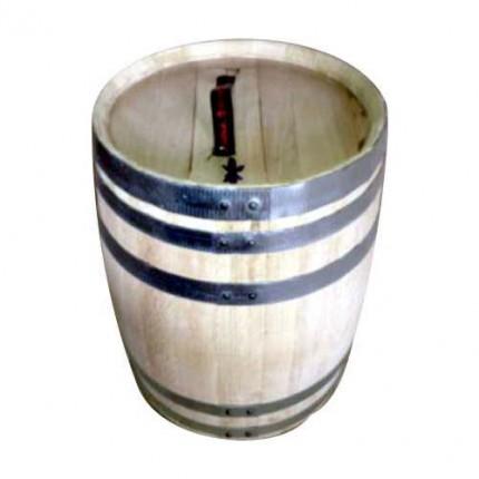 Βαρέλι Ξύλινο 30lt για λάδι ελιές τουρσί