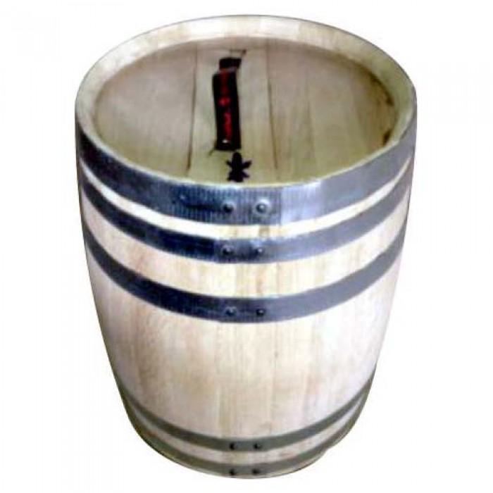 Βαρέλι Ξύλινο 50lt για λάδι ελιές τουρσί