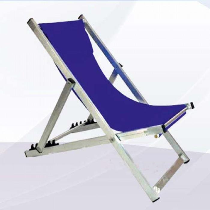 Καρέκλα παραλίας επαγγελματική αλουμινίου